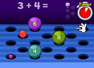 Math popper
