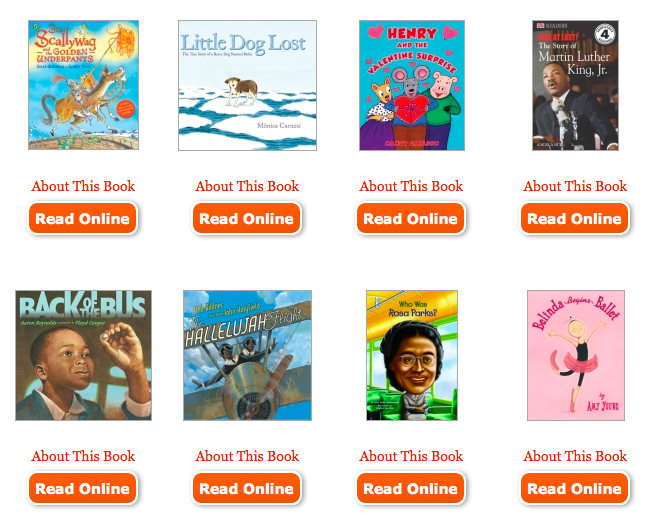 Great Free Books to Read Online! - The Digital Scoop