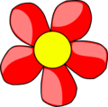 Redflowerclipart