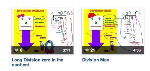 The Digital Scoop: Math