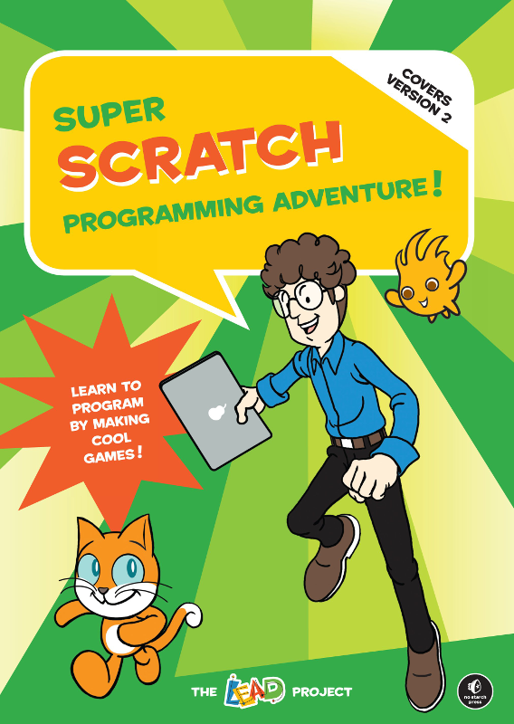 Fabulous Book For Learning Scratch Programming The