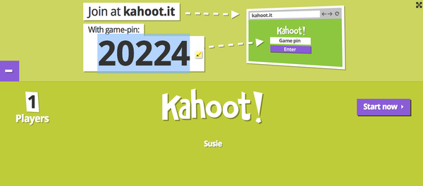 Funny Kahoot Names: First Week Procedures Are A Hoot With Kahoot!