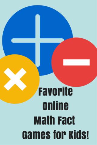 5 Favorite Math Fact Games for Kids - The Digital Scoop