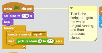 Scratch Week: Video Sensing - The Digital Scoop